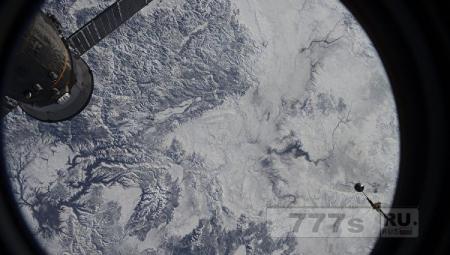Орбиту МКС увеличат на 1,8 километра