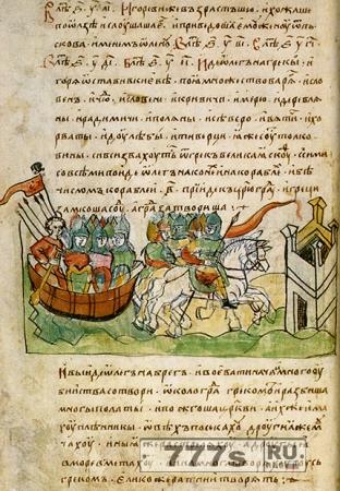 Кто был первым историком на Руси?