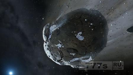 Потенциально опасный астероид пролетел мимо Земли