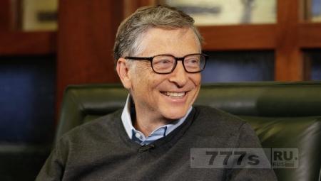 Билл Гейтс призывает к чистоте энергии