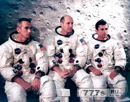 Американские астронавты слышали жуткую музыку