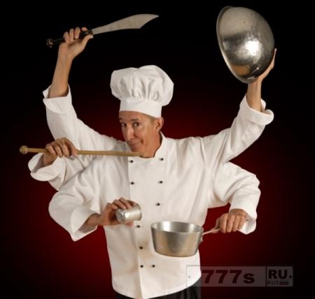 Кулинария: рыбно-грибная вкусность