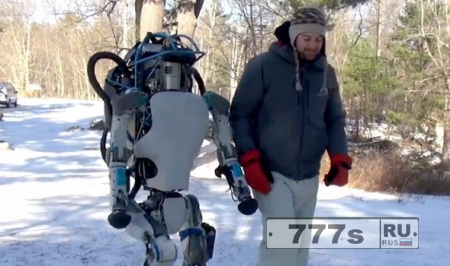 Робот терминатор