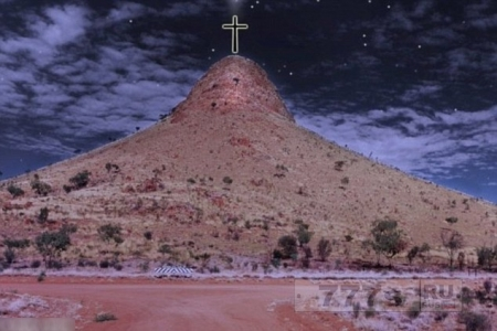Мел Гибсон ожидает второго пришествия Христа