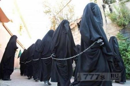 ИГИЛ это не люди, говорит секс-рабыня