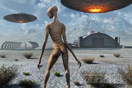 Инопланетяне поработят Землю передовыми технологиями