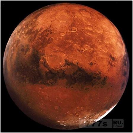 На Марсе был океан, но очень короткий период