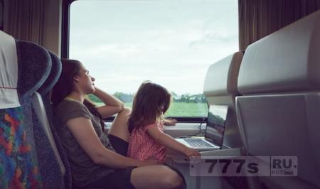Немецкая железная дорога запустила вагоны только для женщин с детьми