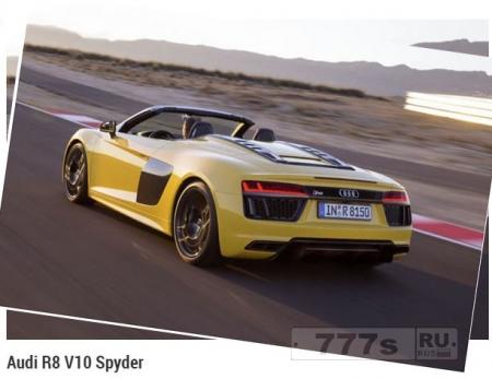 Немцы показали новый спортивный кабриолет