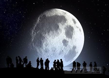 Через 20 лет на Луне будет функционировать стационарная база