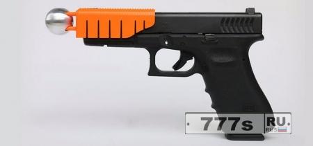 На полицейские пистолеты ставят тормоза