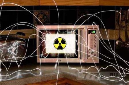 Проверка вашей микроволновки на радиацию