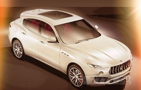 Maserati Levante – первый внедорожник от Ferrari