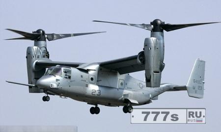 Новое британское оружие для борьбы с терроризмом - «верто-самолет»
