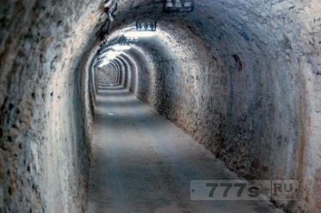 Подземный Лунопарк в Румынии