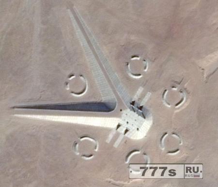 Найдено доказательство существования «тайной базы НЛО»?