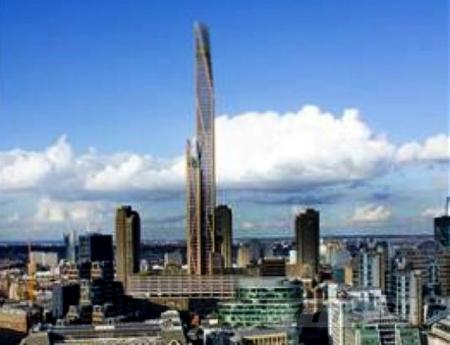 В Лондоне планируют построить деревянный небоскреб