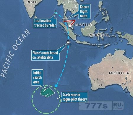 Семьи 4-х австралийских пассажиров, погибших на борту MH370 подали в суд на Malaysia Airlines