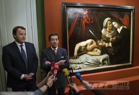 Давно потерянный шедевр Караваджо нашли на чердаке во Франции