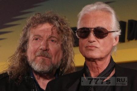 Led Zeppelin судятся за нарушение авторских прав