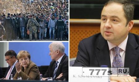 План ЕС переселения мигрантов «УМЕР» из-за Польши