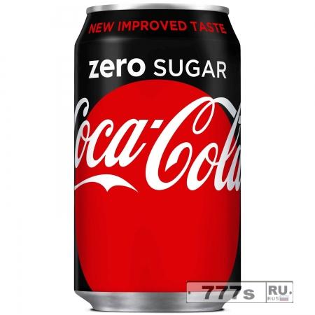 Кока-Кола без сахара