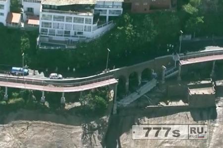 В олимпийском Рио-де-Жанейро обрушилась в море велодорожка