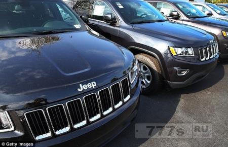 Фиат-Крайслер будет ремонтировать почти миллион автомашашин по всему миру