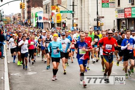 12-летняя девочка пробежала половину Нью-Йоркского марафона по ошибке