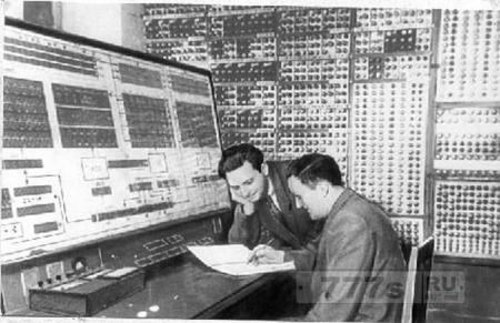 История IT: интересные факты о первых ЭВМ