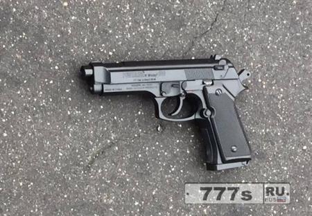 13-лeтний парень с точной копией пистолета получил ранение от полицейских в Балтиморе