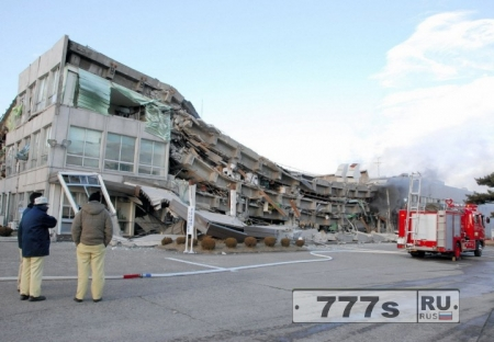 Надвигается сильное землетрясение в самом густонаселенном городе