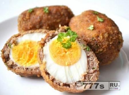 Кулинария: Яйца по-шотландски