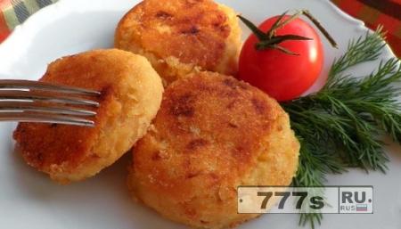 Кулинария: гороховые котлеты