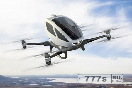 Технологии: транспорт будущего- электрокоптер?