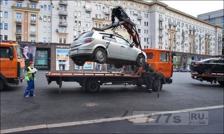 Не паркуйте свой автомобиль как идиот в сельской местности