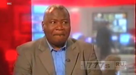 10 лет назад это человек дал интервью на BBC по ошибке