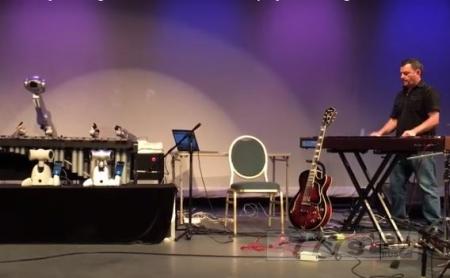 Робот - лучший джазовый игрок