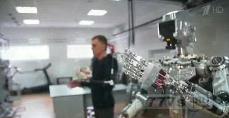 Россия показала нового робота супер-солдата по прозвищу «Иван Терминатор»