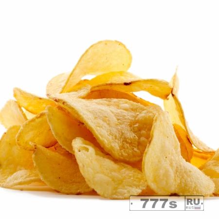 Кулинария: картофельные снэки