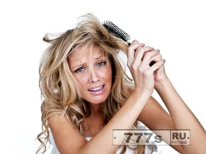 Здоровье: почему волосы быстро пачкаются?