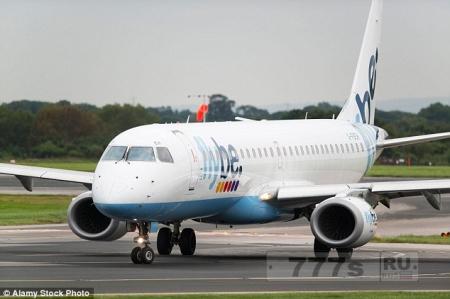 Пассажир самолета был снят с рейса за «фотографирование ягодиц стюардессы»