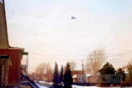 Рутковский считает, что самые известные наблюдения НЛО были в Канаде