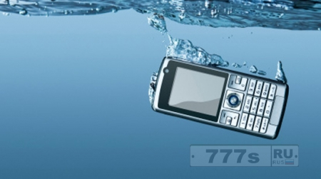 Лайфхаки: как спасти утонувший телефон