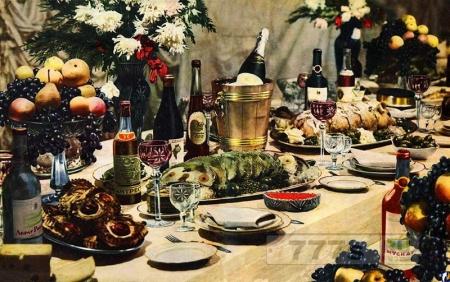 Лайфхаки: как правильно организовать праздничный стол