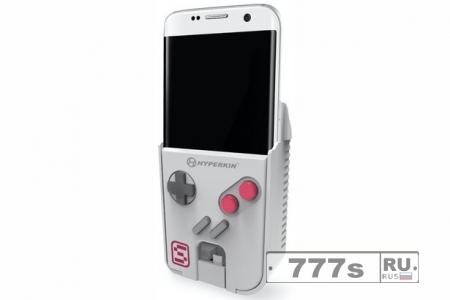 Помните Game Boy? Новый гаджет может воспроизводить старые игры на смартфонах