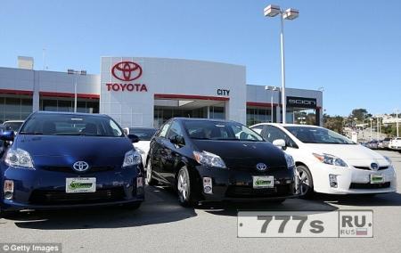 Toyota будет делать «умные автомобили», которые смогут обучать сами себя