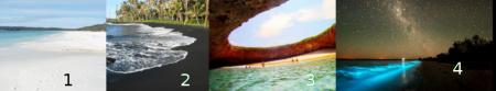 Интересно: четыре удивительных пляжа