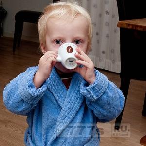 Здоровье: можно ли детям кофе?