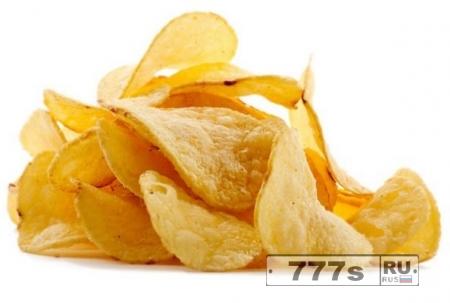 Кулинария: домашние чипсы в духовке